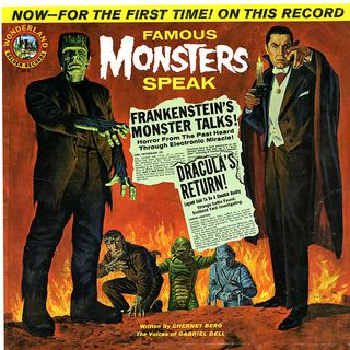 Famous Monsters Speak Side 2