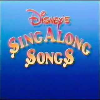 Episode 107 - Disney Sing Along