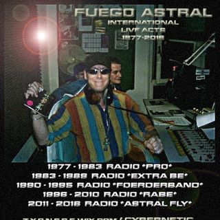 RADIO ASTRAL FLY