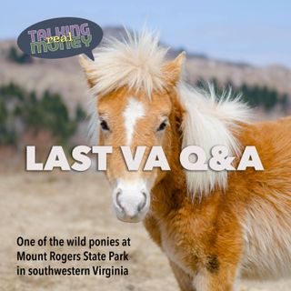 The Last Q&A from VA