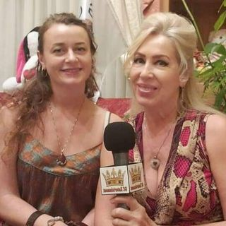 Interview with Opera Singer Ana Colesnicov by Galina Capanni
