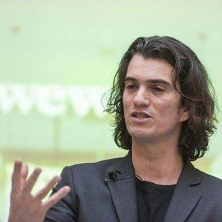 L'amministratore delegato di WeWork, Adam Neumann, si è dimesso da CEO