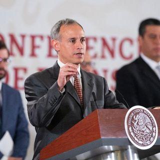 Existe sabotaje para alterar sistemas de salud: López Gatell