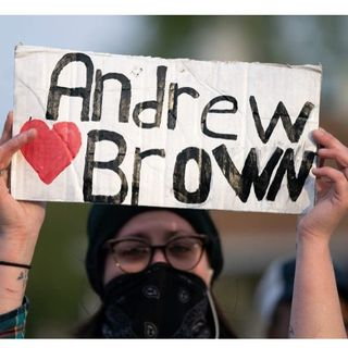 The execution of Andrew Brown jr.