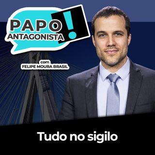 O VELHO RODRIGO MAIA - Papo Antagonista com Felipe Moura Brasil e Fabio Leite da Revista Crusoé