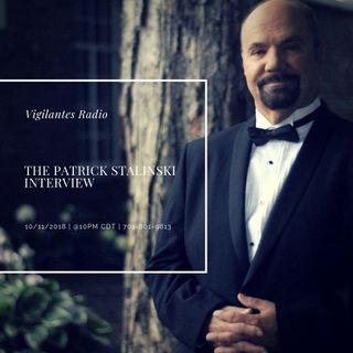 The Patrick Stalinski Interview.