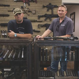 EP 03 - Conjugal Visit With Capitol Armory