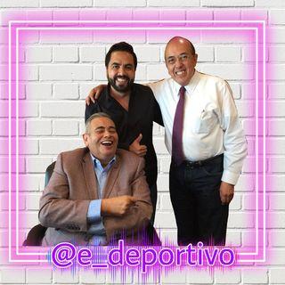 Lunes con sabor a Domingo en Espacio Deportivo de la Tarde 16 de Noviembre 2020