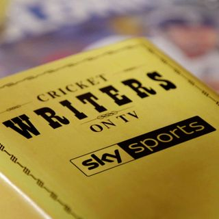 Cricket Writers - 7th June 2015