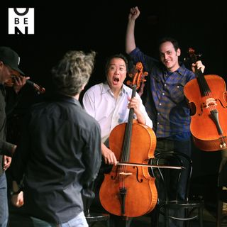 Yo-Yo Ma — Music Happens Between the Notes