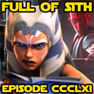 Episode CCCLXI: The Clone Wars Timeline and Ashley Eckstein