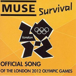 """Parliamo dei Muse e del loro brano intitolato """"Survival"""", scritto per la colonna sonora delle Olimpiadi di Londra del 2012."""
