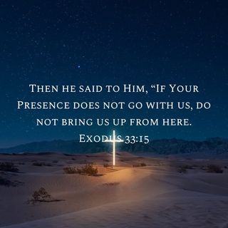 A people of His Presence
