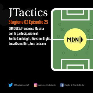 J-TACTICS - Il Processo (S02 E25 Seconda parte)