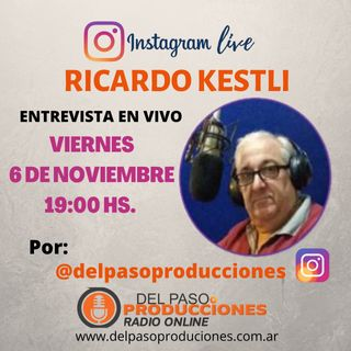 """Ricardo Kestli: """"A Soledad la quise nombrar madrina de Radio Villa Nueva"""". ¿Qué pasó?"""