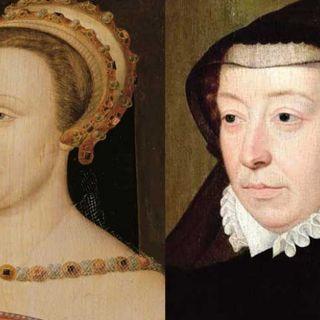 106 - Anna d'Este e Caterina de' Medici