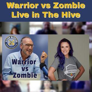 Warrior vs Zombie Episode 41 with Jena Apgar