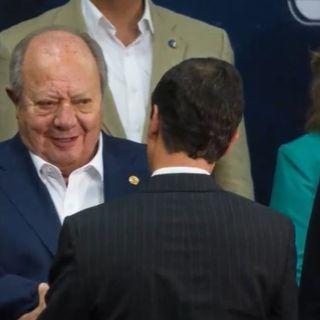 Gran Premio de México; financiamiento de partidos políticos; protestas en Chile y más...