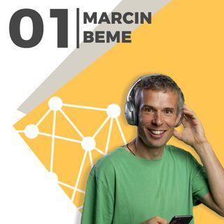Marcin Beme–od startupu do międzynarodowej firmy–CEO Audioteka