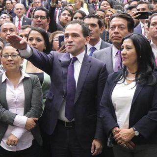 Arturo Herrera, ratificado como titular de Hacienda