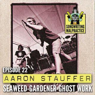 EP #22 Aaron Stauffer