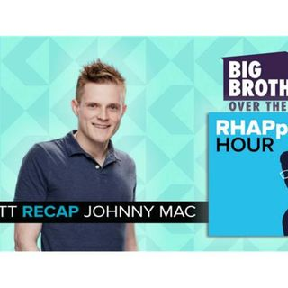 RHAPpy Hour   Big Brother OTT Update   Sunday, November 13th