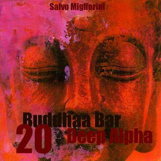 Buddhaa Bar Deep Alpha 20