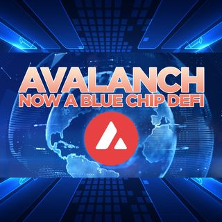 295. Avalanche Setting Sights On Defi Bluechip Status | 180 Million Incentive | CEO Interview