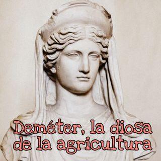 Deméter, la diosa de la agricultura