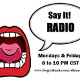 Say It! Radio Feat....Shai