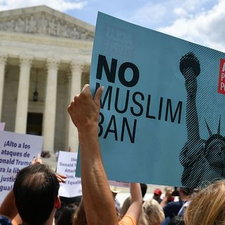 Islamic Organization On Travel Ban Ruling: 'Dark Day' In US History