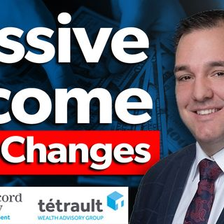 Passive Income Rules Changes