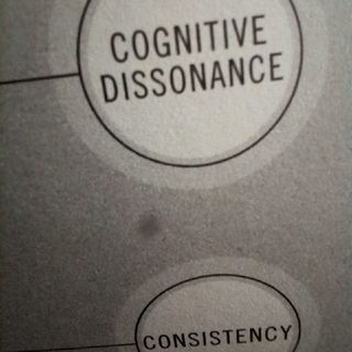 #CommonSins: Cognitive Dissonance and The ME-llennial Generation