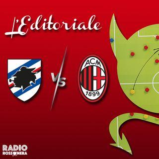 L'Editoriale di Sampdoria - Milan 0 - 1 |  Maignan assistman, Diaz bomber e Tonali top (con Simone Cristao)