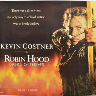 On Trial: Robin Hood Prince of Thieves