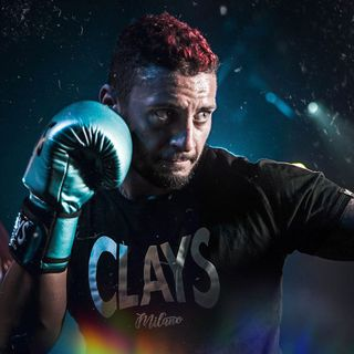 Christian Balsamo - Bareknuckle Boxer
