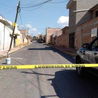Jornada violenta se registra en Guanajuato