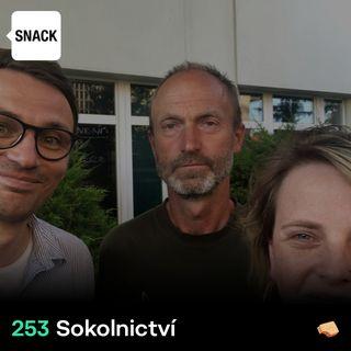 SNACK 253 Sokolnictvi