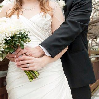 La manicure della sposa