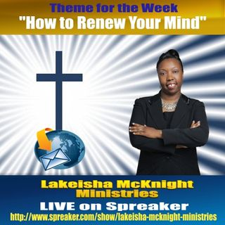 How to Renew Your Mind (1 of 5)