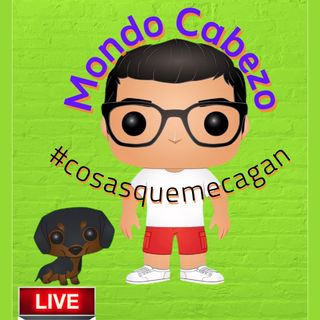 MONDO CABEZO #3 EN VIVO