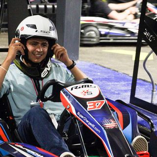 Go-Karts, Ninja Warrior Course Open In Wrentham