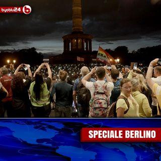 Ecco chi c'era e cosa è veramente alla manifestazione di Berlino del 29 agosto