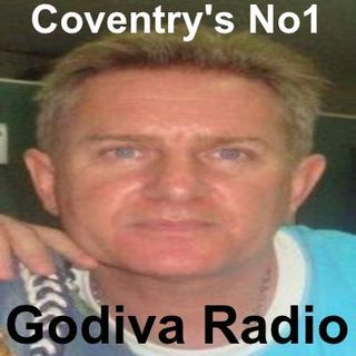 27th February 2020 Godiva Radio playing Coventry's Greatest Classic Hits.