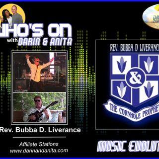 Rev. Bubba D. Liverance
