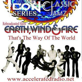 Classic Jamz *Icon Series: Earth Wind & Fire* 7/3/21 (Rebroadcast)