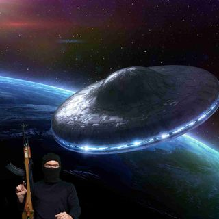 The UFO Interest Is Taking Off, But Detractors Claim The Conspiracy Itself Is Dangerous w/Joe Rupe