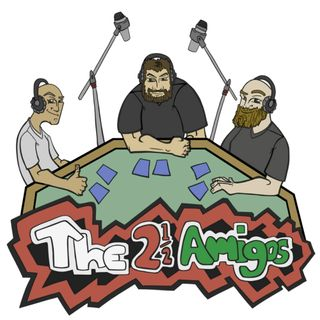 25. The lost 3 Amigos Episode