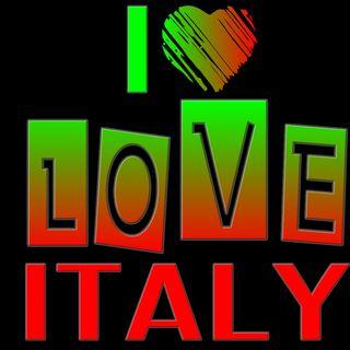 02-I LOVE ITALY - GERMANIA-AUSTRIA ANDATA E RITORNO
