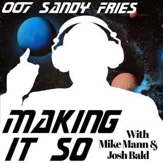 E007 - Sandy Fries and the Great Bird Of The Galaxy.